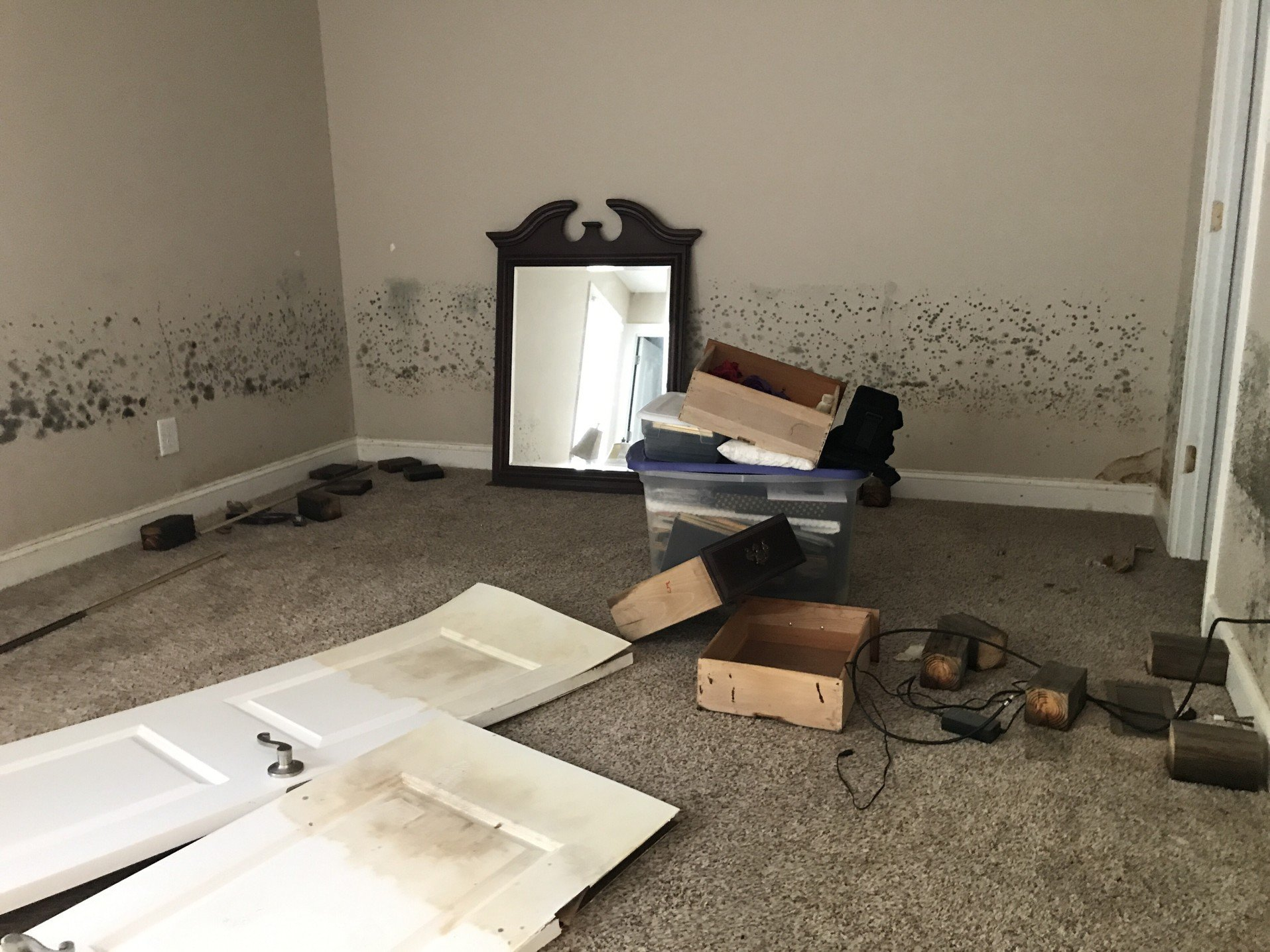 Property Damage Restoration, Reconstruction and Cleaning Services in NJ